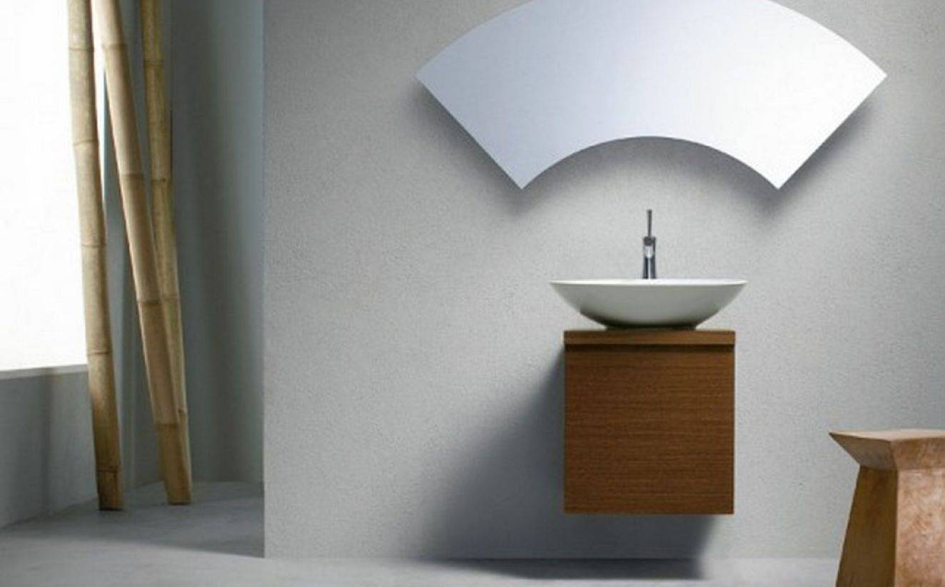 Mirror : Concave Wall Mirror Dramatic Round Wall Mirror' Bewitch intended for Concave Wall Mirrors (Image 10 of 15)