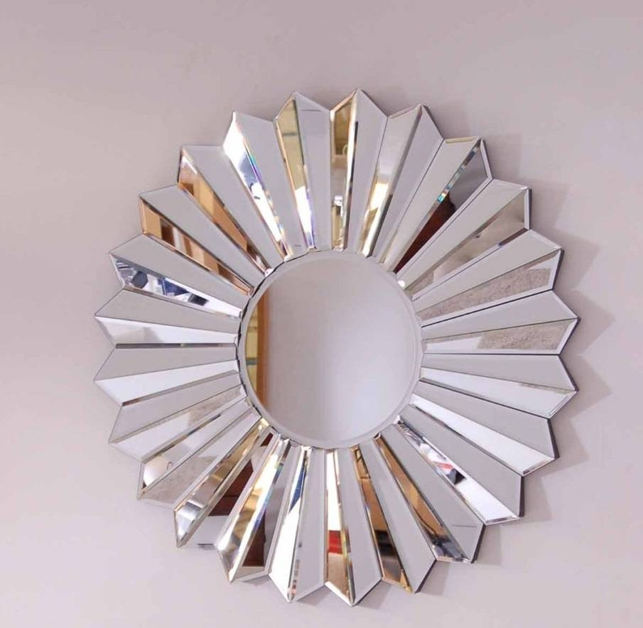 Mirror : Contemporary Round Mirrors Horrible Contemporary Round in Decorative Round Mirrors (Image 11 of 15)