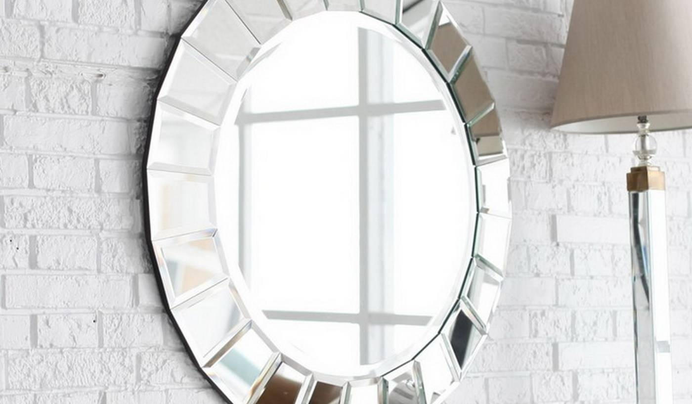 Mirror : Contemporary Wall Mirror Wonderful Landscape Wall Mirror Intended For Landscape Wall Mirrors (View 6 of 15)