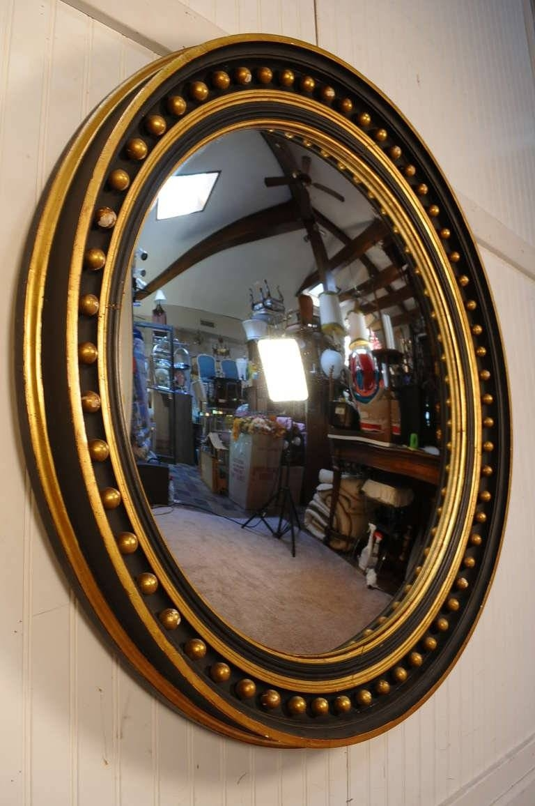 Mirror : Convex Wall Mirrors Commendable Convex Wall Mirror Sale with regard to Convex Wall Mirrors (Image 9 of 15)