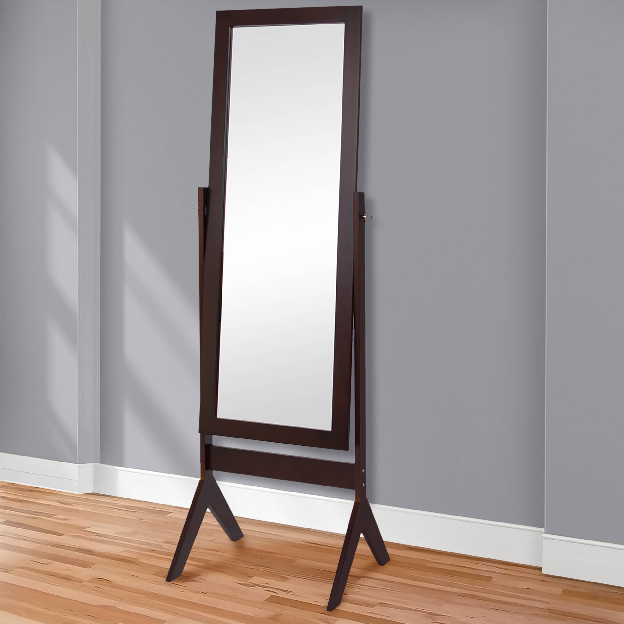 Mirror : Decorative Cheval Mirror Awesome Cream Cheval Mirror with regard to Cream Cheval Mirrors (Image 12 of 15)