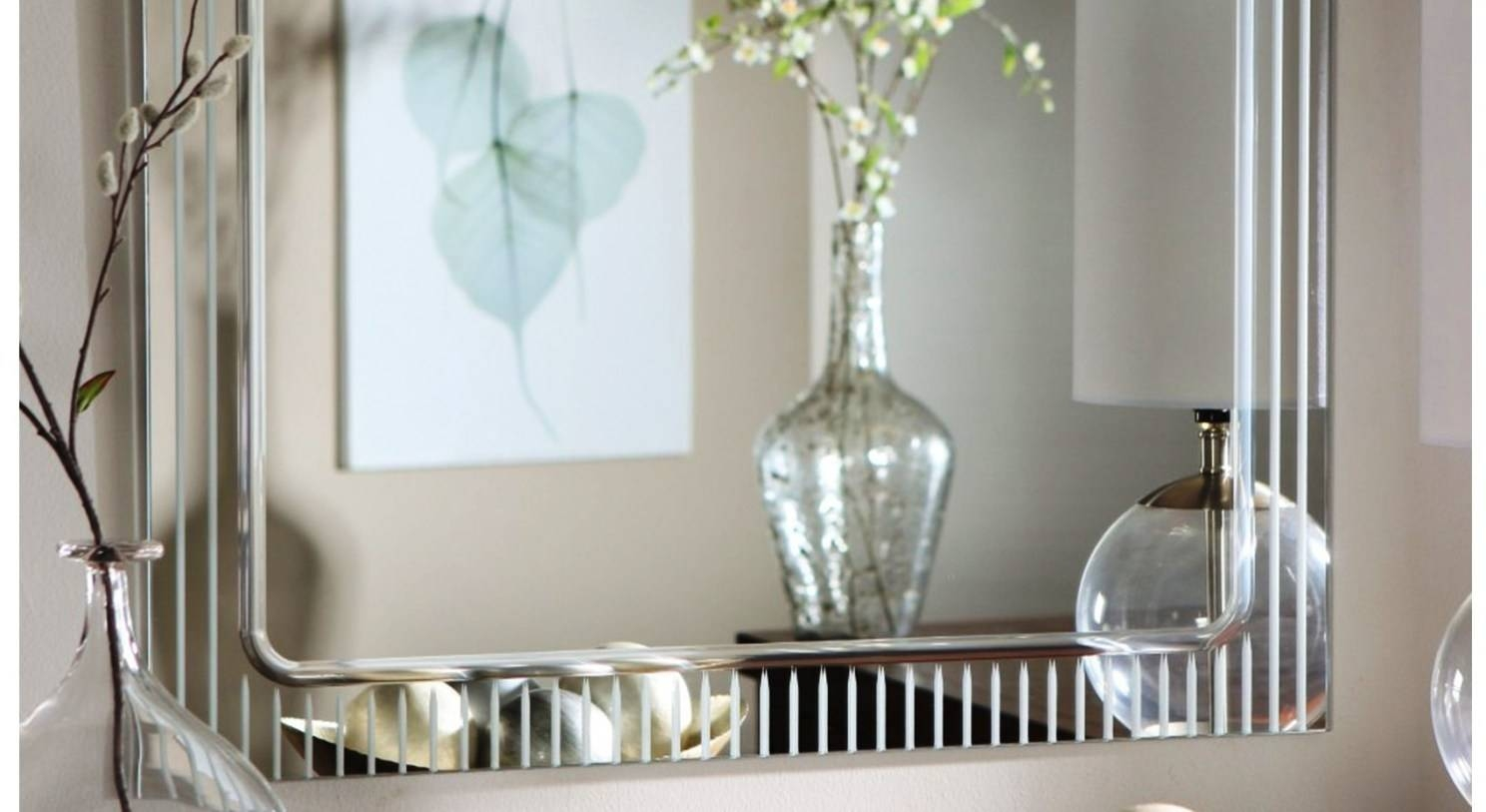 Mirror : Decorative Mirror For Living Room Area Picture 94 Awesome Throughout Unusual Large Wall Mirrors (View 8 of 15)