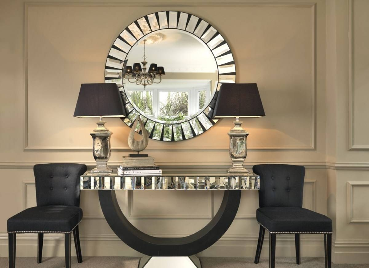 Mirror : Dressing Table With Mirror And Lights Stunning Decorative throughout Decorative Table Mirrors (Image 9 of 15)