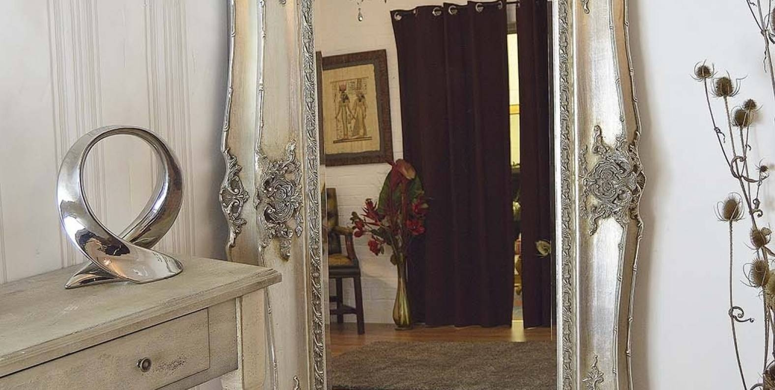 Mirror : Extra Large Framed Mirrors Nice Decorating With Extra in Cheap Huge Mirrors (Image 6 of 15)