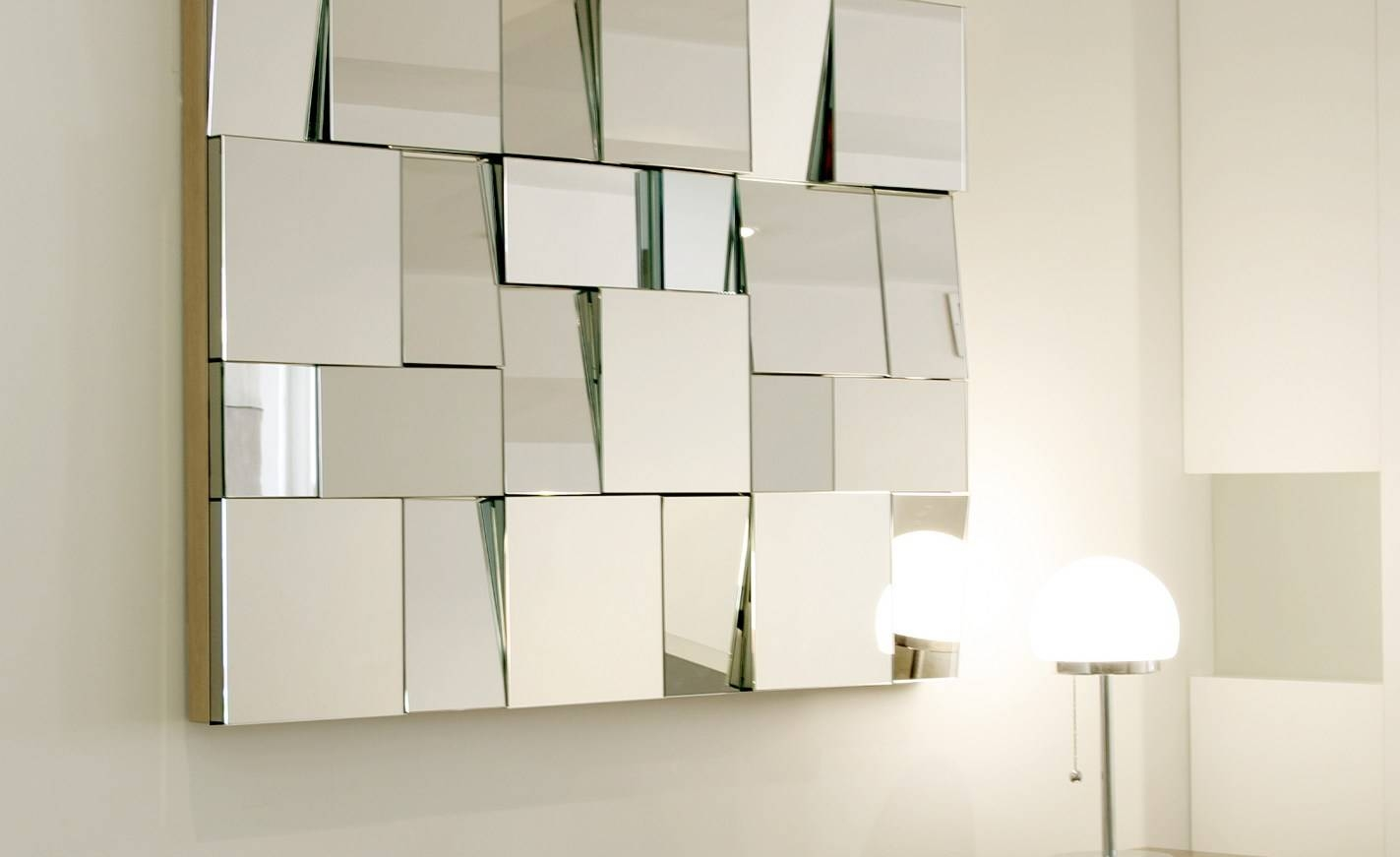 Mirror : Eye Catching Bright Fantastic Modern Design Mirrors for Modern Contemporary Mirrors (Image 11 of 15)