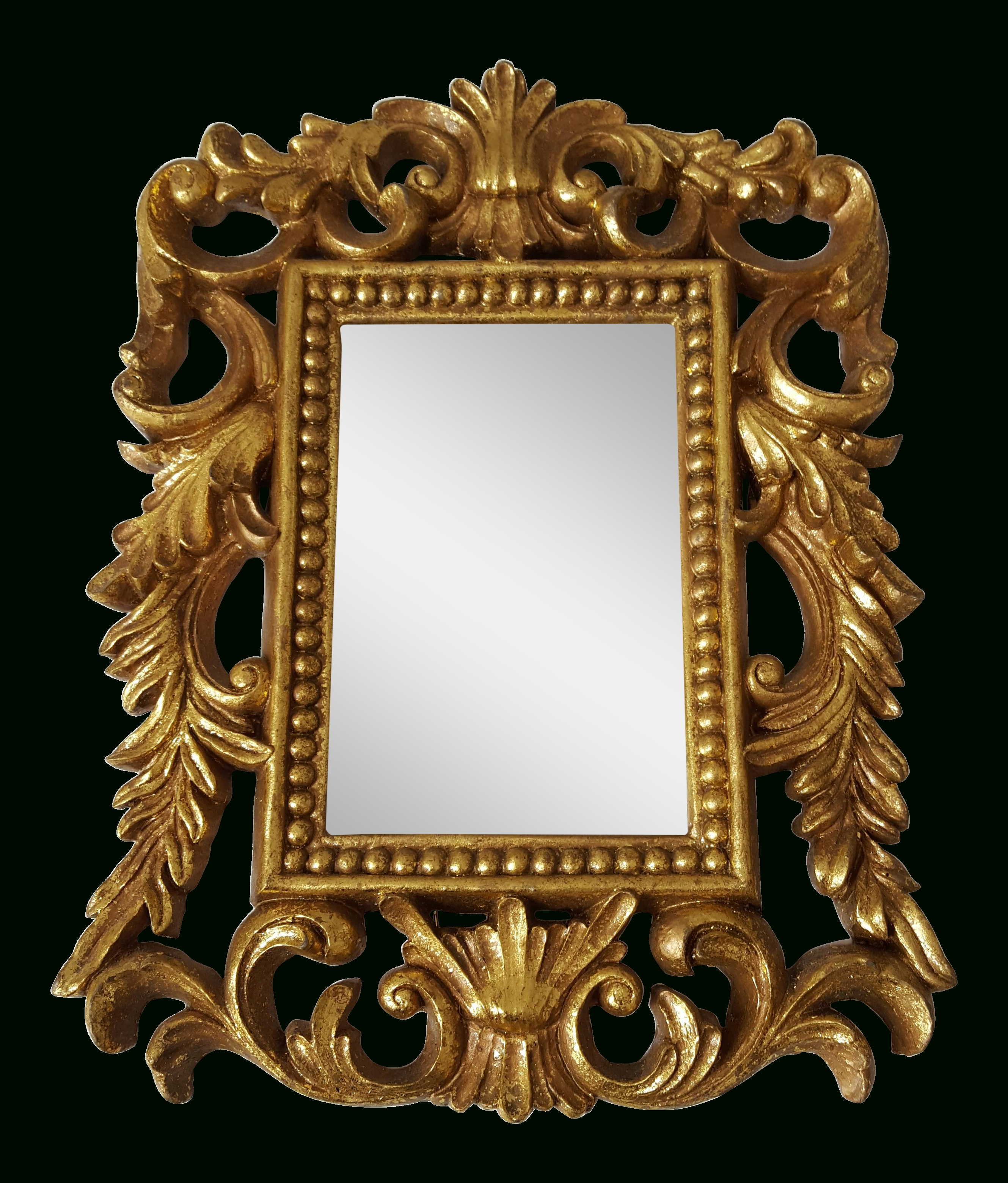 Mirror : Gold Gilt Mirror Lovable Large Gold Emperor Gold Gilt Within Round Gilt Mirrors (View 9 of 15)