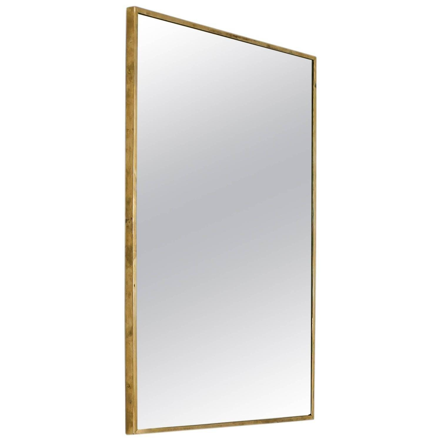 Mirror : Id F Wonderful Brass Mirrors For Sale Excellent Antique with regard to Brass Mirrors (Image 13 of 15)