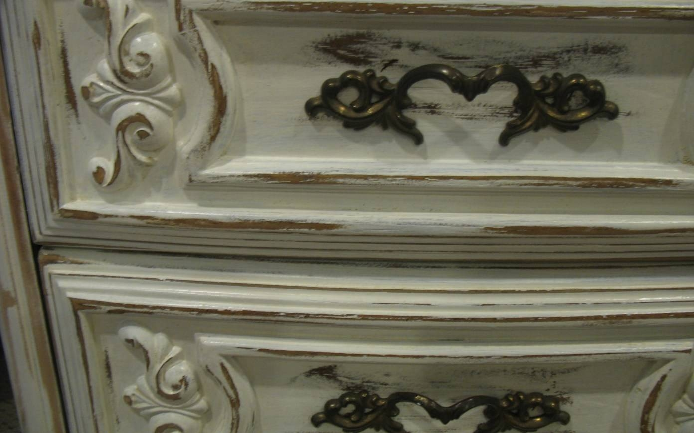 Mirror : Important White Distressed Mirror Shabby Chic Notable Pertaining To Shabby Chic White Distressed Mirrors (View 3 of 15)