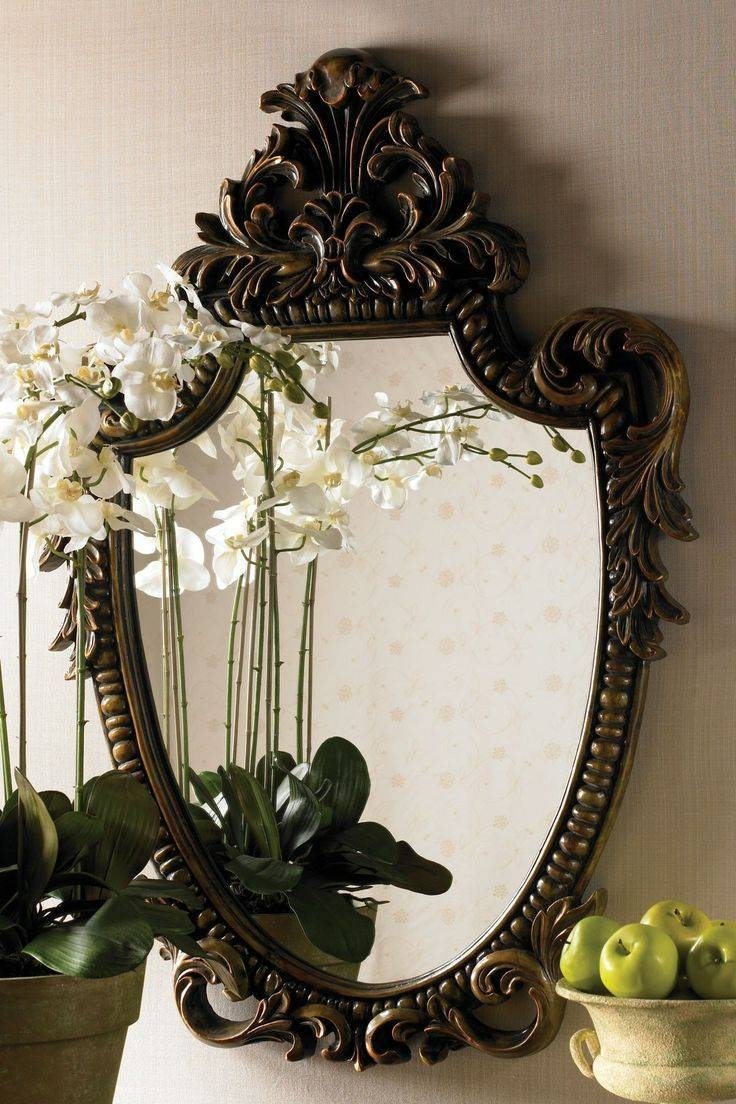 Mirror : Landscape Wall Mirror Exquisite Landscape Bathroom Tilt With Landscape Wall Mirrors (View 12 of 15)