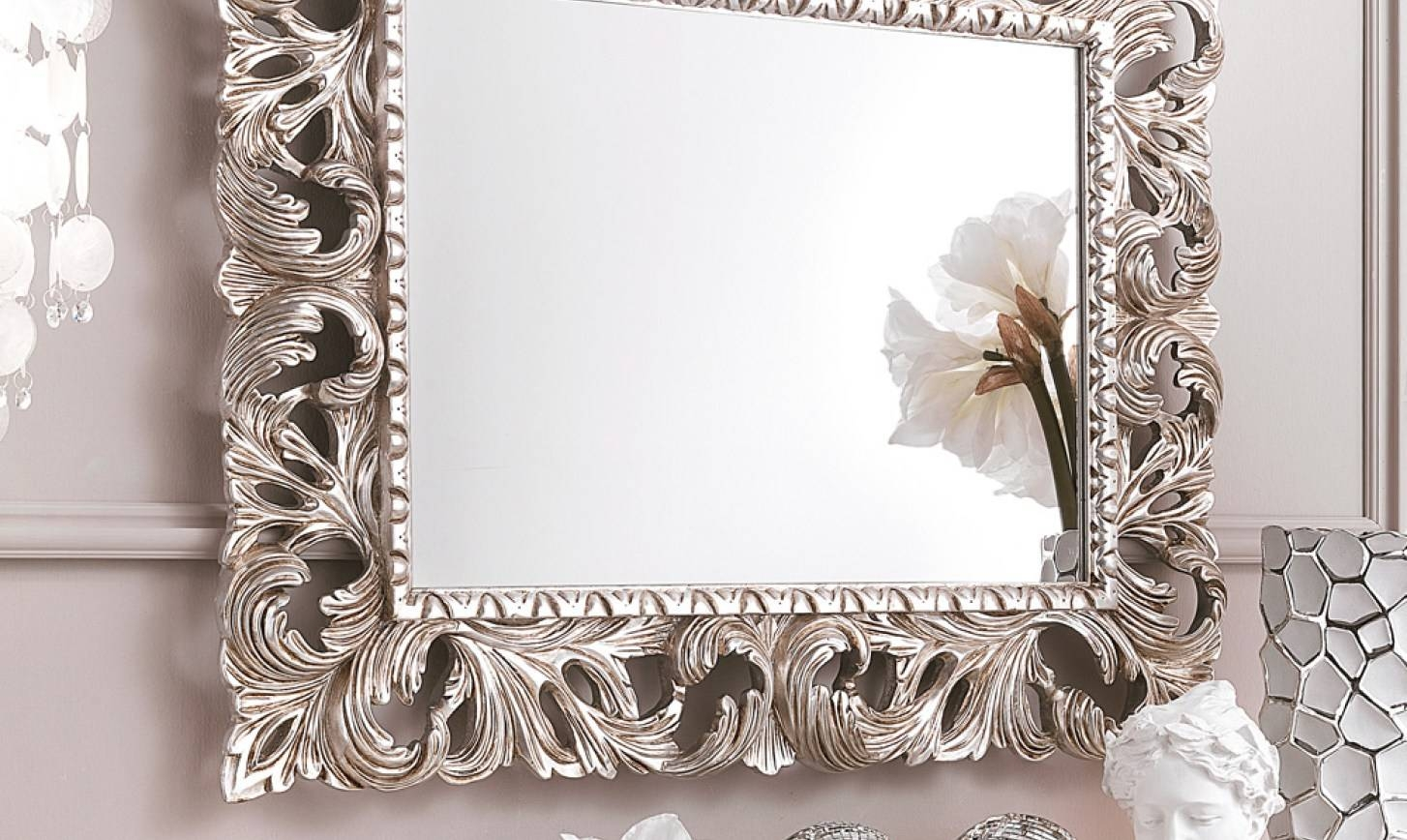 Mirror : Large Black Wall Mirror 89 Awesome Exterior With Large for Large Black Ornate Mirrors (Image 12 of 15)