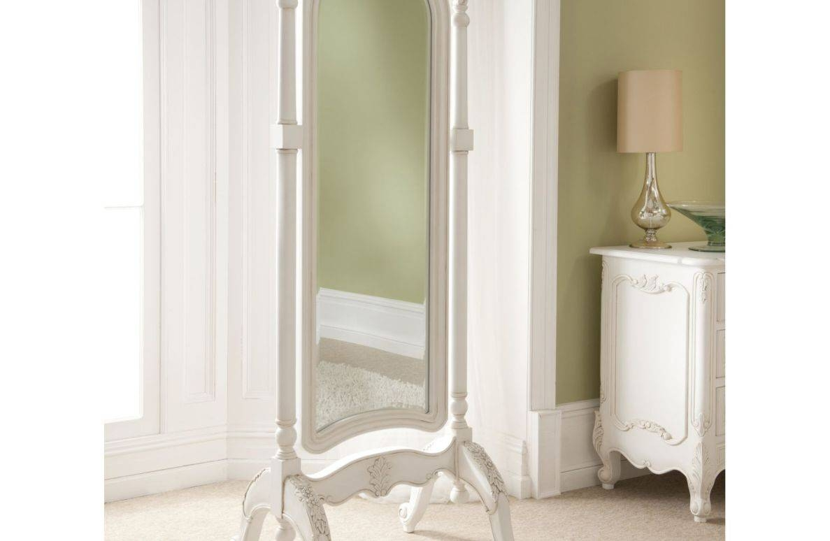 2018 Best of Baroque Floor Mirrors