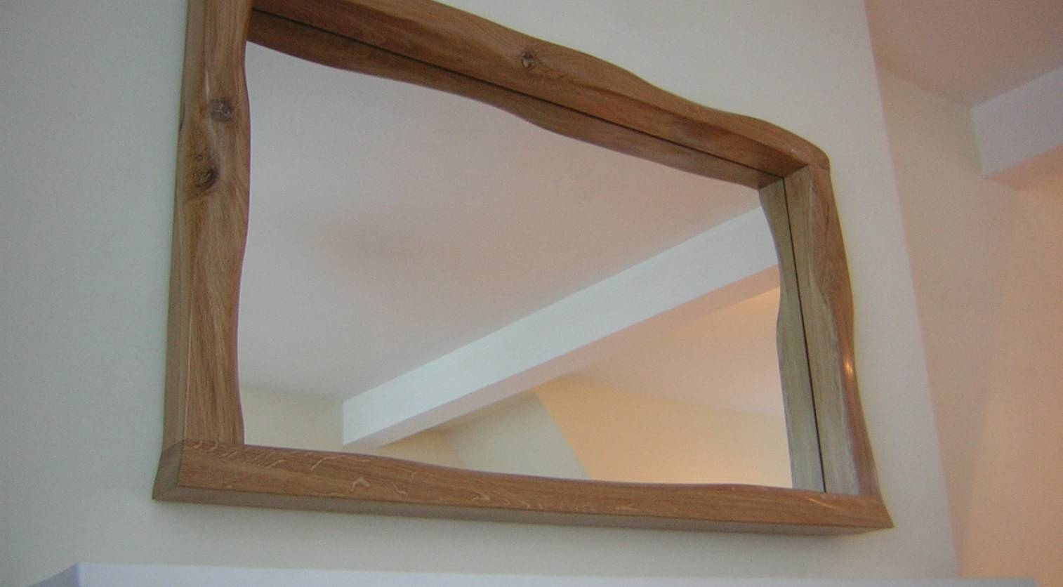 Mirror : Large Mirror Amazing Large Oak Mirror Satisfying Large pertaining to Free Standing Oak Mirrors (Image 11 of 15)