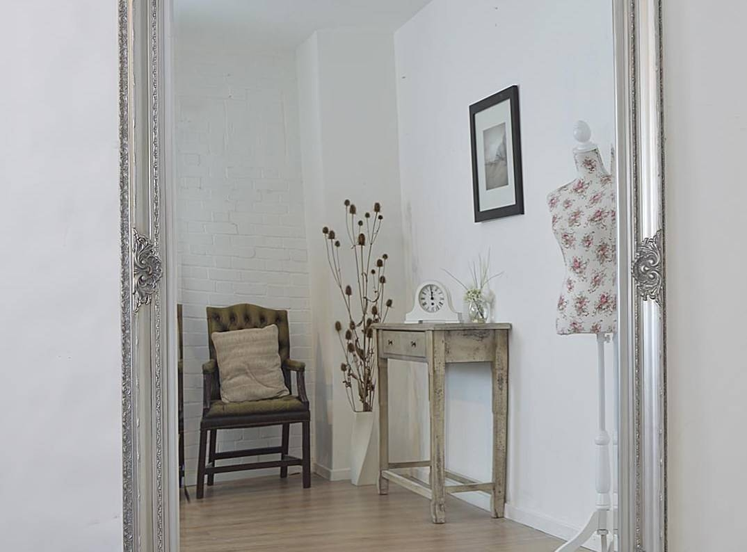 Mirror : Large Wall Mirror With Frame 55 Stunning Decor With Free pertaining to Free Standing Oak Mirrors (Image 12 of 15)