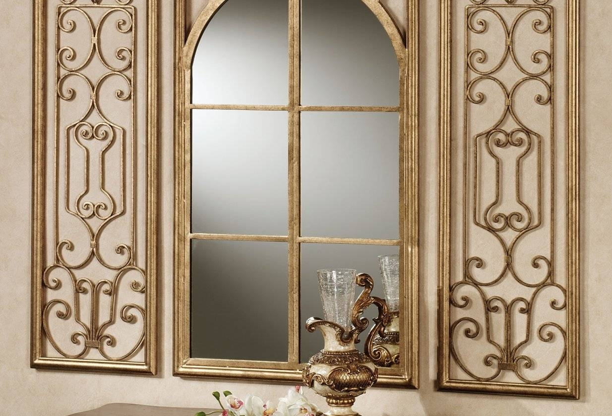 Mirror : Mirrors Stunning Antique Cream Wall Mirrors Sommerset inside Antique Cream Wall Mirrors (Image 11 of 15)