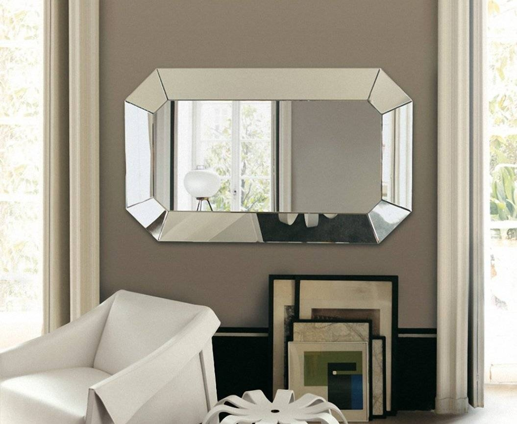 Mirror : Modern Mirrors Stunning Round Contemporary Mirror Throughout Round Contemporary Mirrors (View 15 of 15)