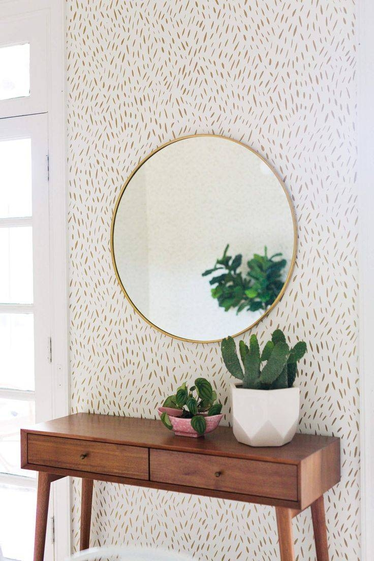 Mirror : Modern Wall Mirrors Beautiful Concave Wall Mirror Concave throughout Concave Wall Mirrors (Image 12 of 15)