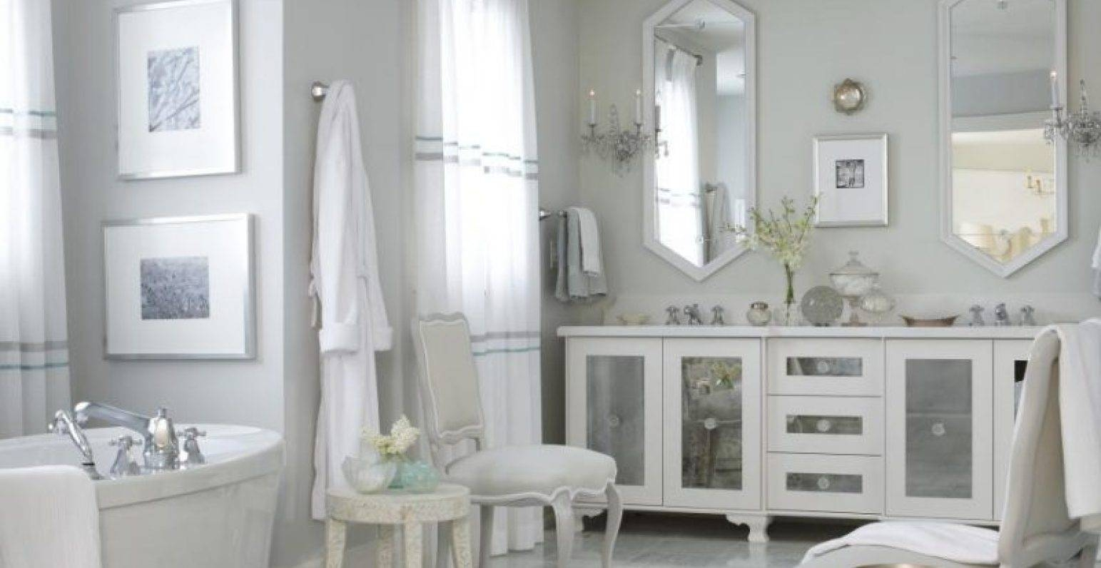 Camere Shabby Chic Foto : Explore photos of free standing shabby chic mirrors showing of