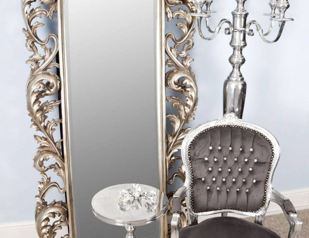 Mirror : Rococo Style Mirrors Beautiful Large Rococo Mirror Nita With Regard To Large White Rococo Mirrors (View 9 of 15)