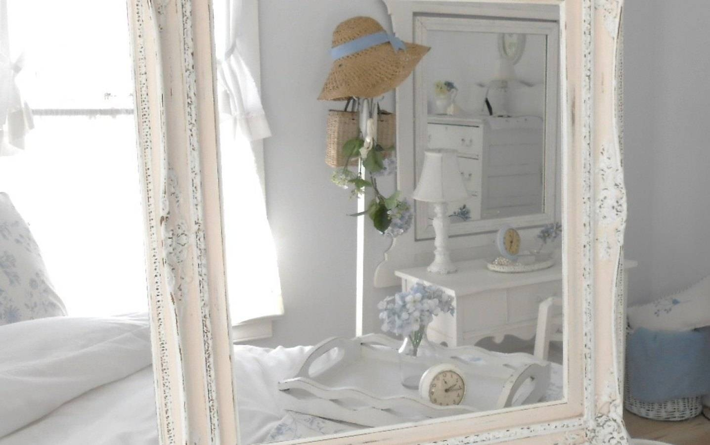Mirror : Shabby Chic Bathroom Mirror 42 Awesome Exterior With With Regard To Shabby Chic Bathroom Mirrors (View 9 of 15)