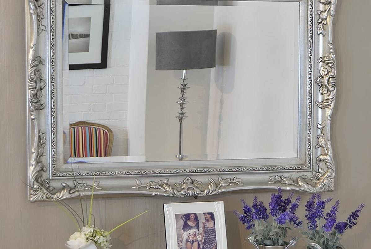 2019 Best Of Large White Shabby Chic Mirrors