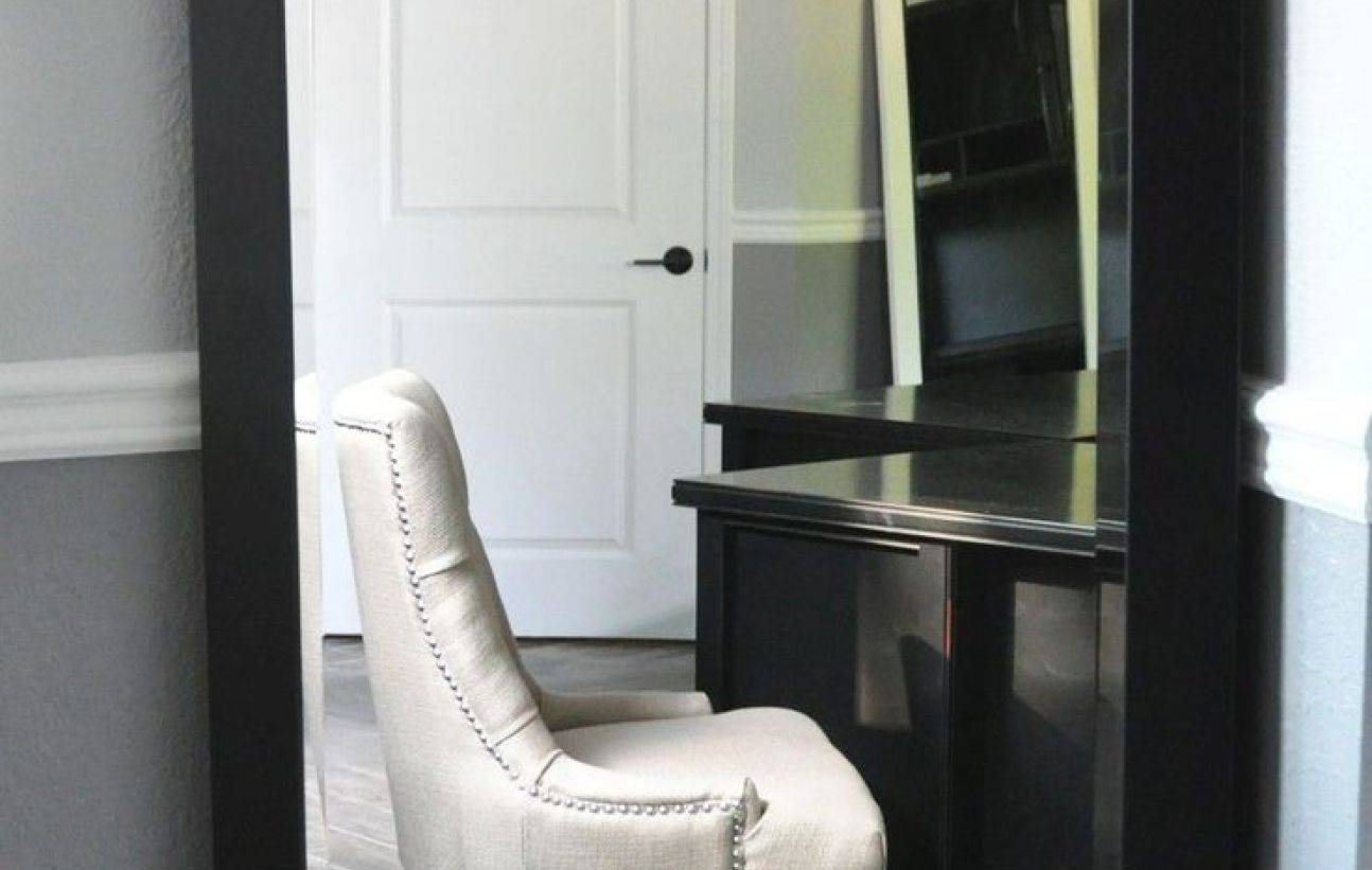 Mirror : Stunning Beveled Full Length Mirror Contemporary Leaner With Beveled Full Length Mirrors (View 11 of 15)