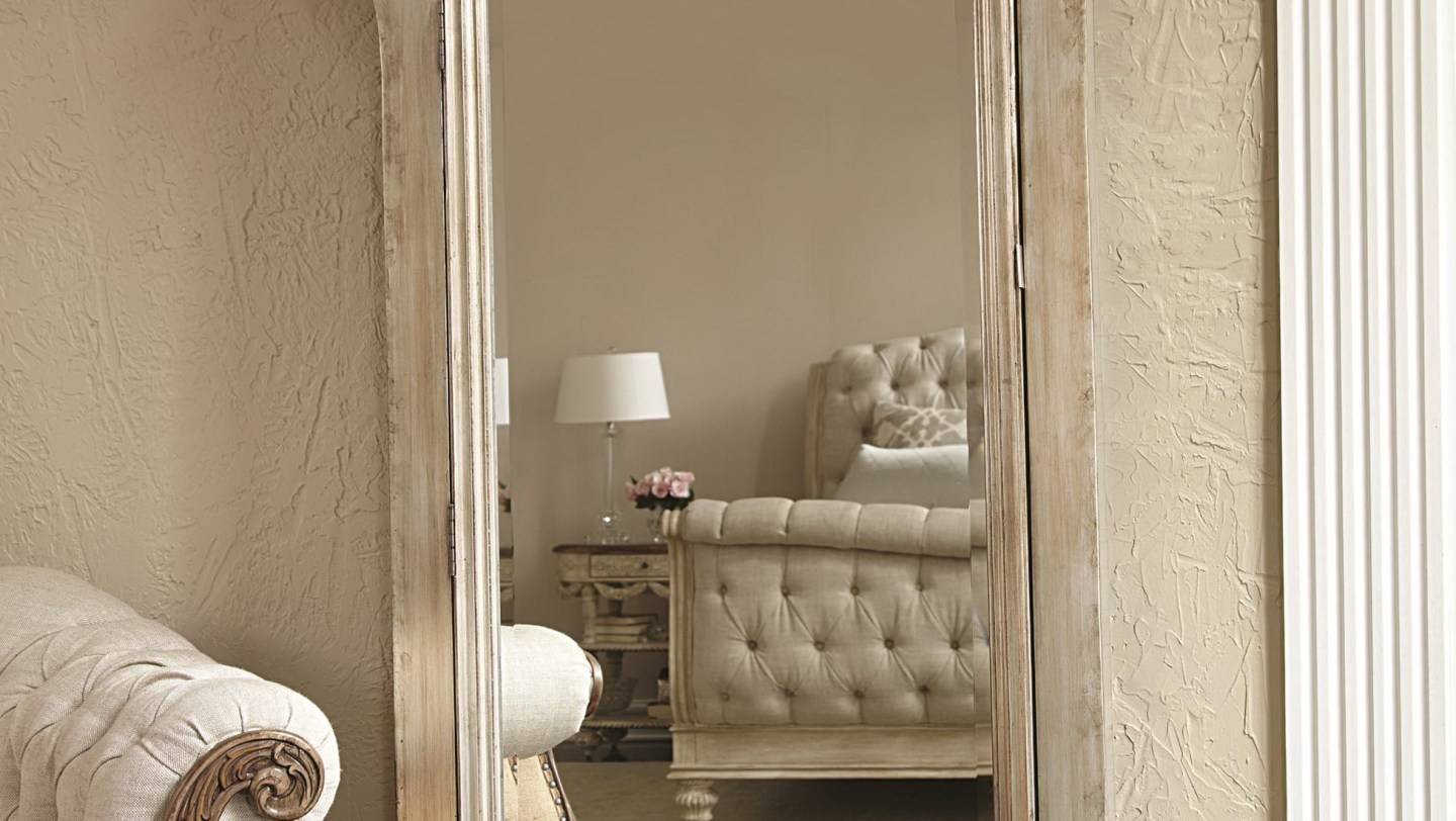 Mirror : Unique Mirrors For Living Room Stunning Antique Cream inside Antique Cream Wall Mirrors (Image 14 of 15)