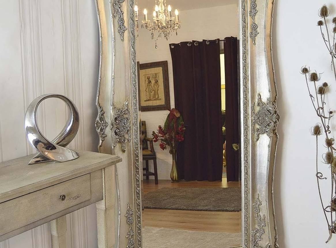 2019 Best of Free Standing Antique Mirrors