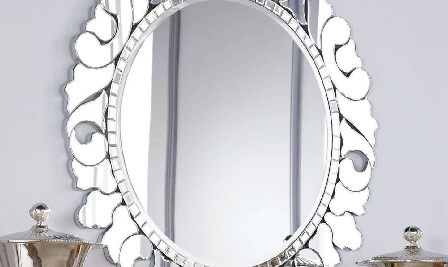 Mirror : Venetian Beaded Mirrors Hypnotizing Venetian Beaded Pertaining To Venetian Beaded Mirrors (View 2 of 15)