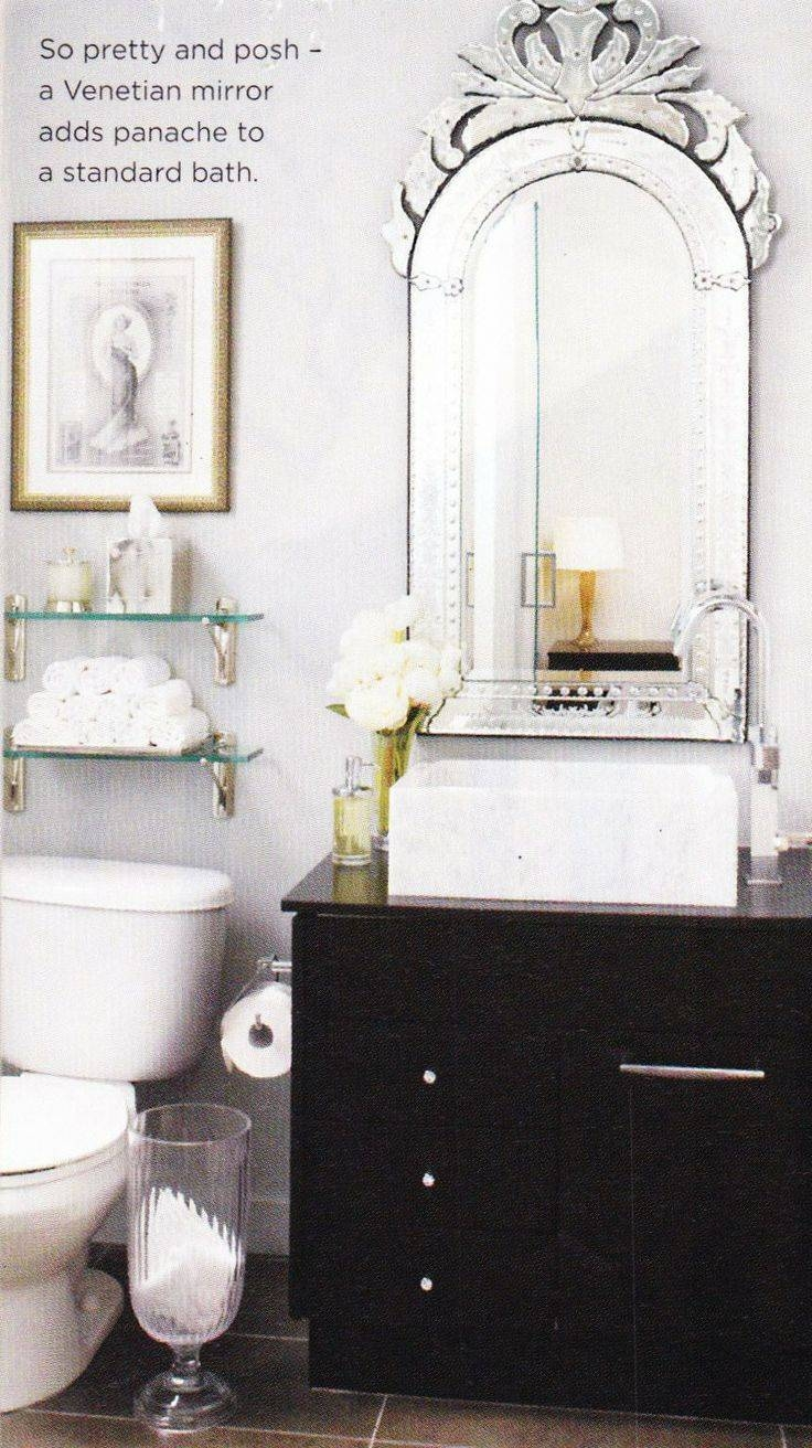 Mirror : Venetian Mirrors Venetian Mirror Bathroom Engaging intended for Venetian Beaded Mirrors (Image 9 of 15)