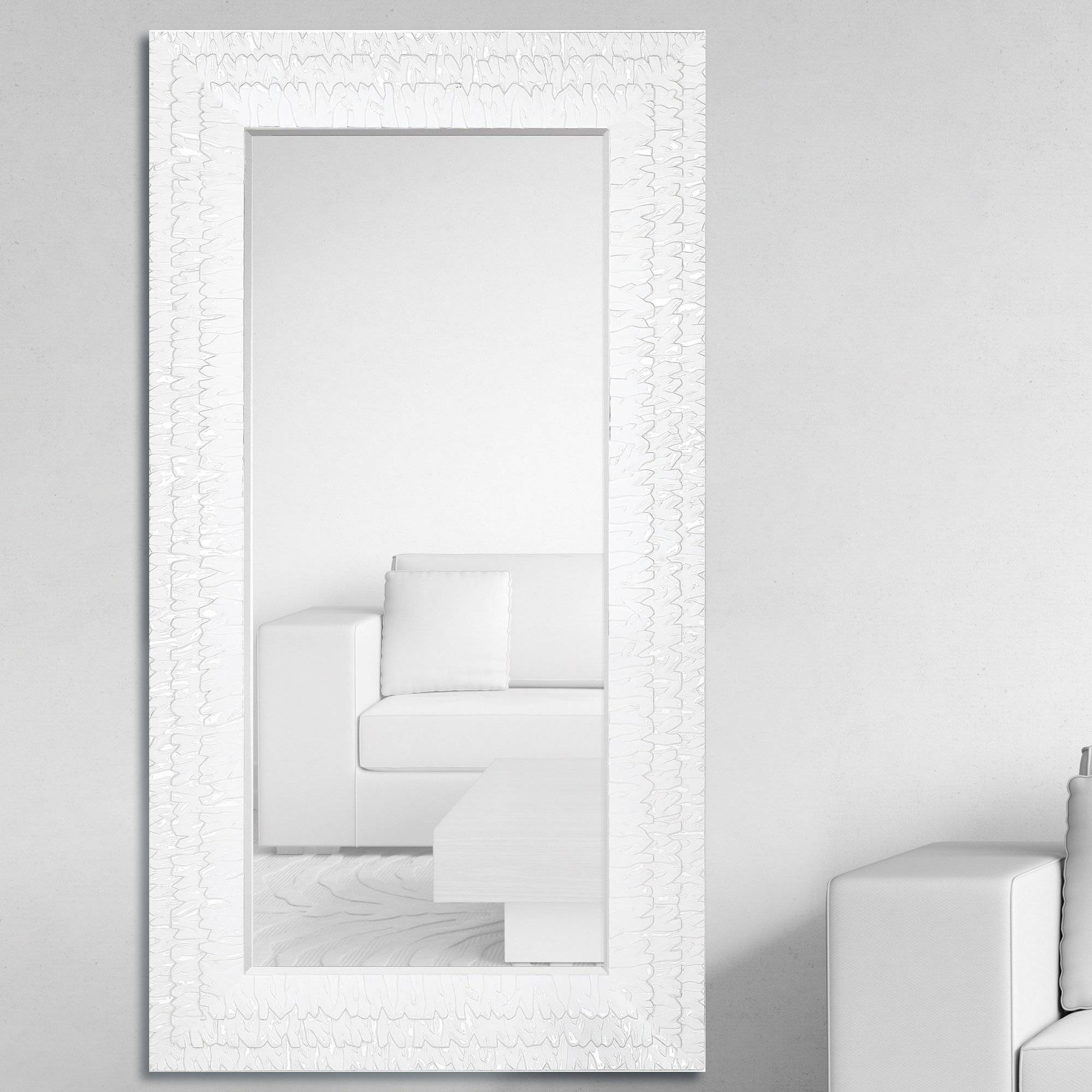 Mirror : View Stainless Steel Mirror Bathroom Cabinet Home inside Bevelled Edge Bathroom Mirrors (Image 12 of 15)
