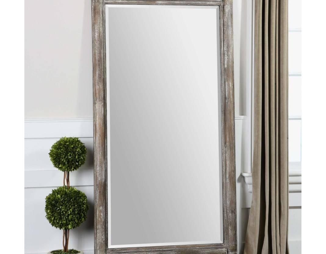 Mirror : Vintage Retro Teak Full Length Floor Standing Cheval Inside Vintage Floor Length Mirrors (View 8 of 15)