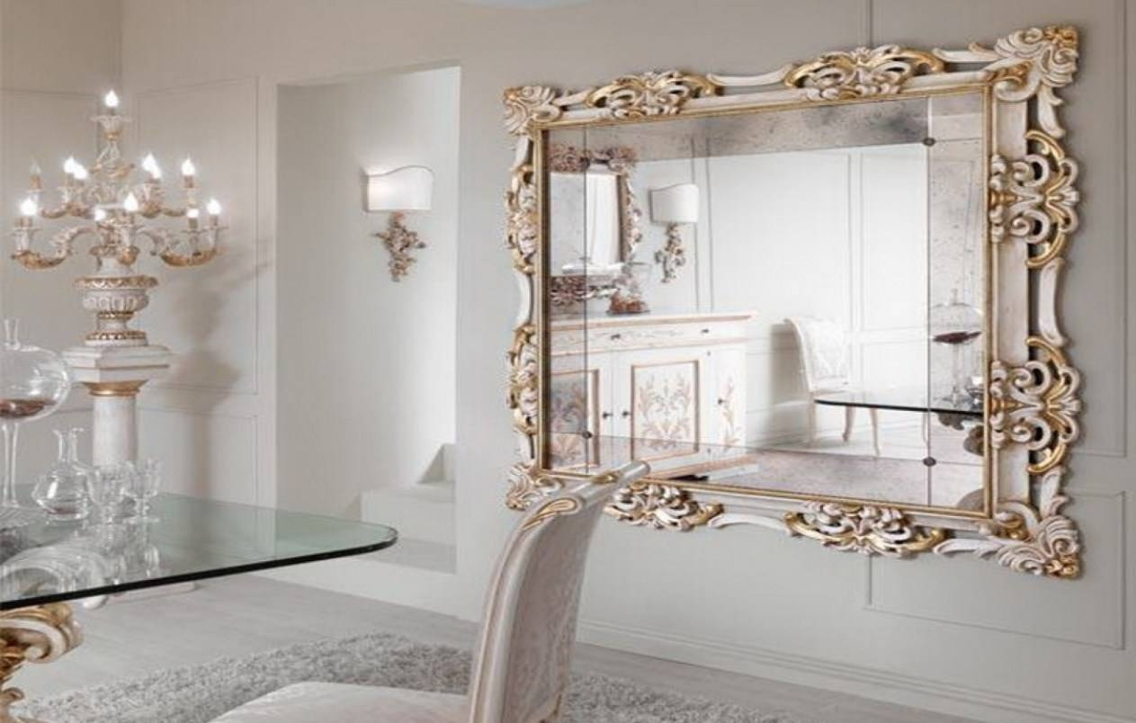 Featured Photo of Extra Large Gold Mirrors