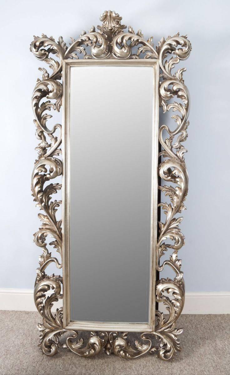 15 Best Ideas of Wrought Iron Floor Mirrors