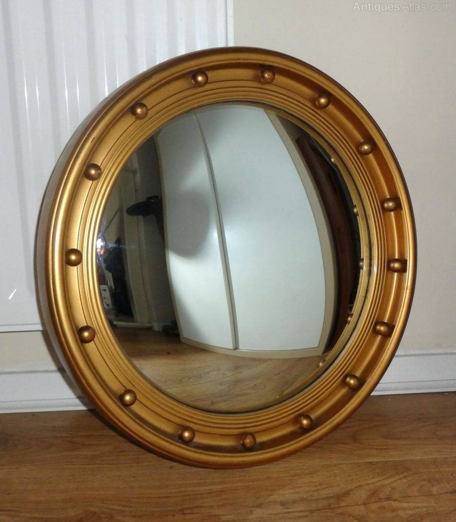 Mirrors : Convex Mirror Decorative Round Large Convex Mirror throughout Large Round Convex Mirrors (Image 12 of 15)
