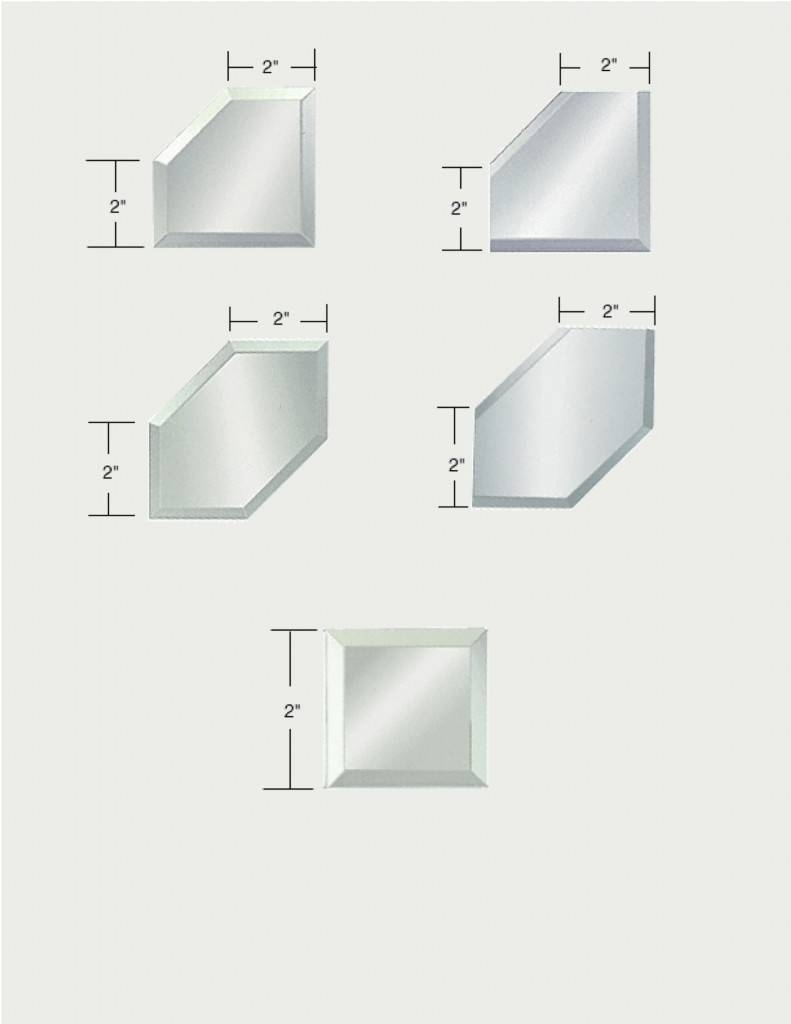 Mirrors – Floyd Glass & Window Regarding Chamfered Edge Mirrors (View 11 of 15)