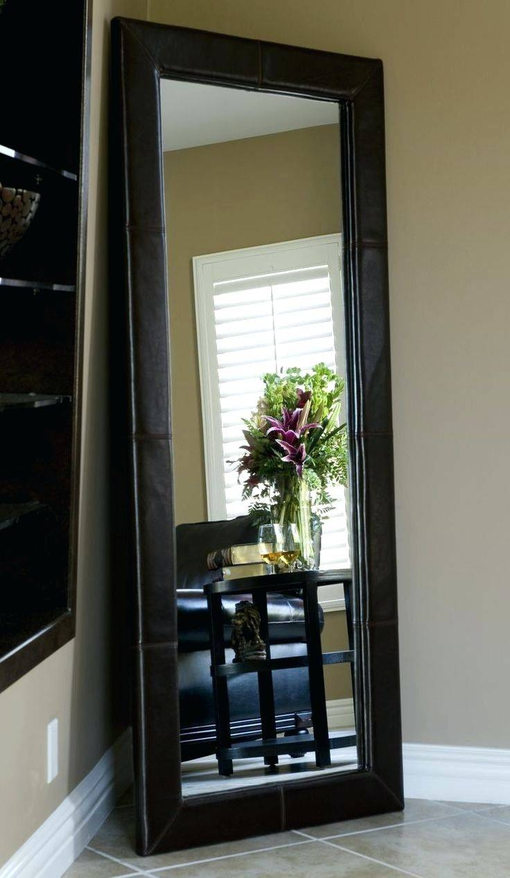 Mirrors : Huge Floor Mirror Cheap Best 25 Corner Mirror Ideas On within Huge Floor Mirrors (Image 13 of 15)