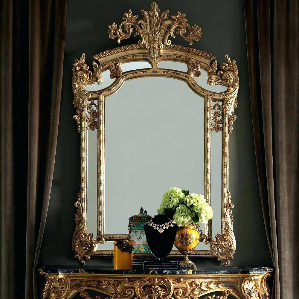 Mirrors : Rococo Mirror Cheap Venetian Mirrors Cheap Modern With Regard To Cheap Venetian Mirrors (View 11 of 15)