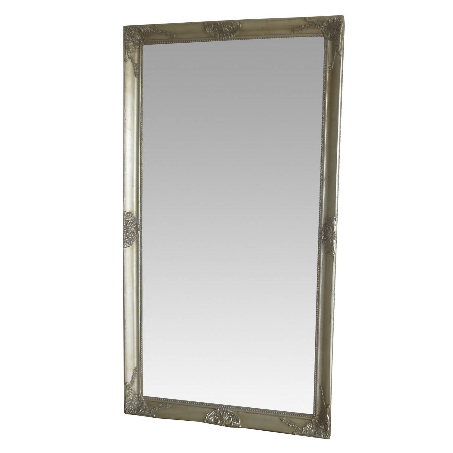 top 15 of free standing shabby chic mirrors. Black Bedroom Furniture Sets. Home Design Ideas