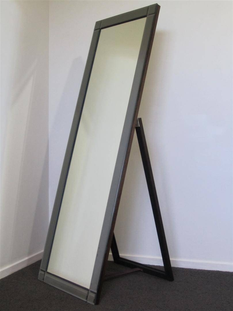 Modern Feature Mirrors Archives - Freestyle Mirrors with regard to Modern Free Standing Mirrors (Image 12 of 15)