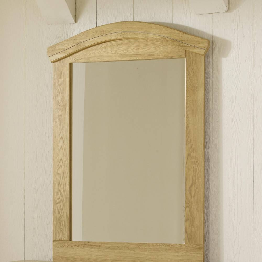 Oak Creek Mirror With Arched Top | Mirrors | Seat N Sleep Regarding Curved Top Mirrors (View 9 of 15)