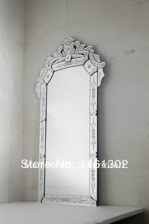 Online Shop Mr 201359 Floor Venetian Mirror | Aliexpress Mobile With Venetian Floor Mirrors (View 5 of 15)