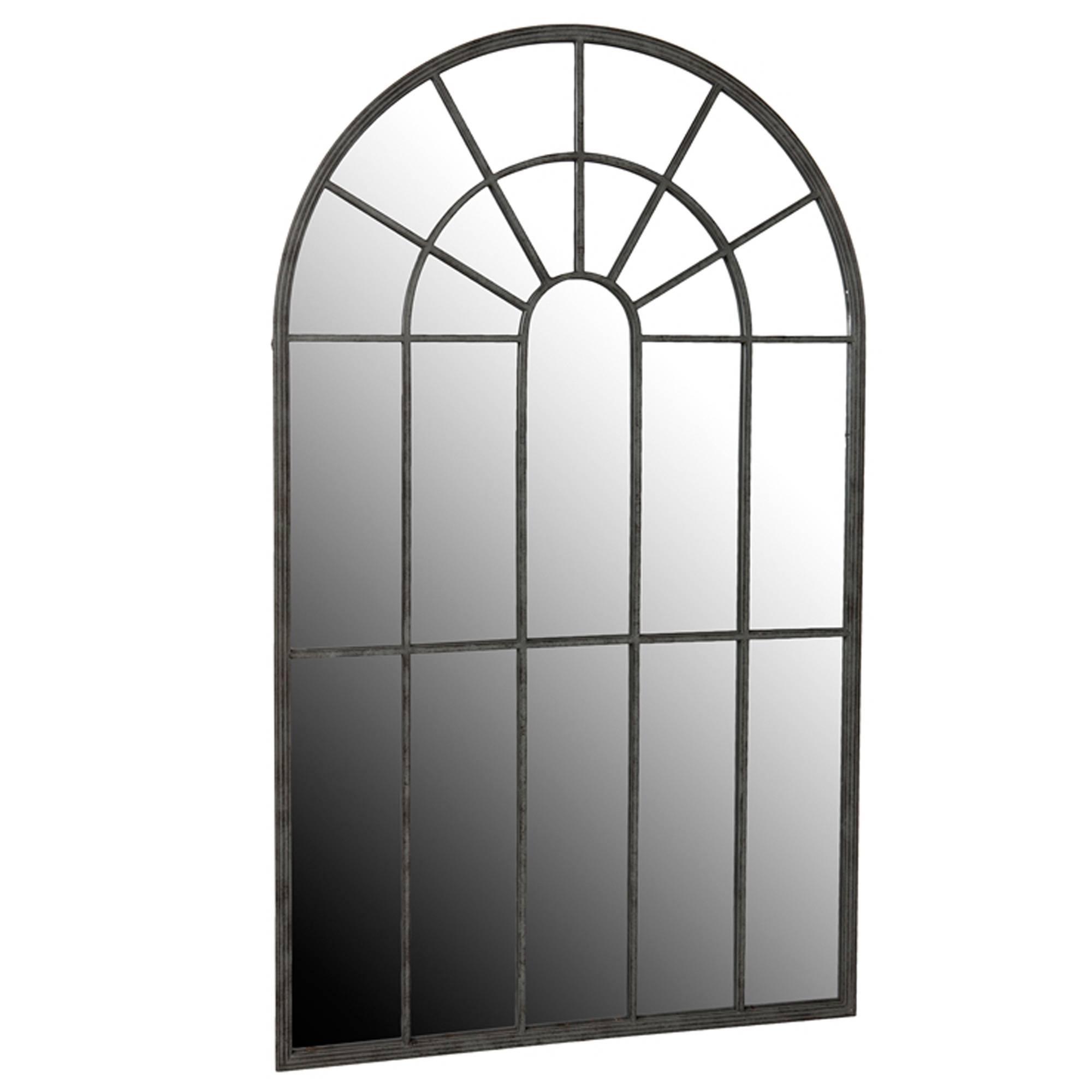 Outdoor Arch Garden Mirror Large | No 44 Furniture, Cobham Intended For Large Outdoor Garden Mirrors (View 14 of 15)