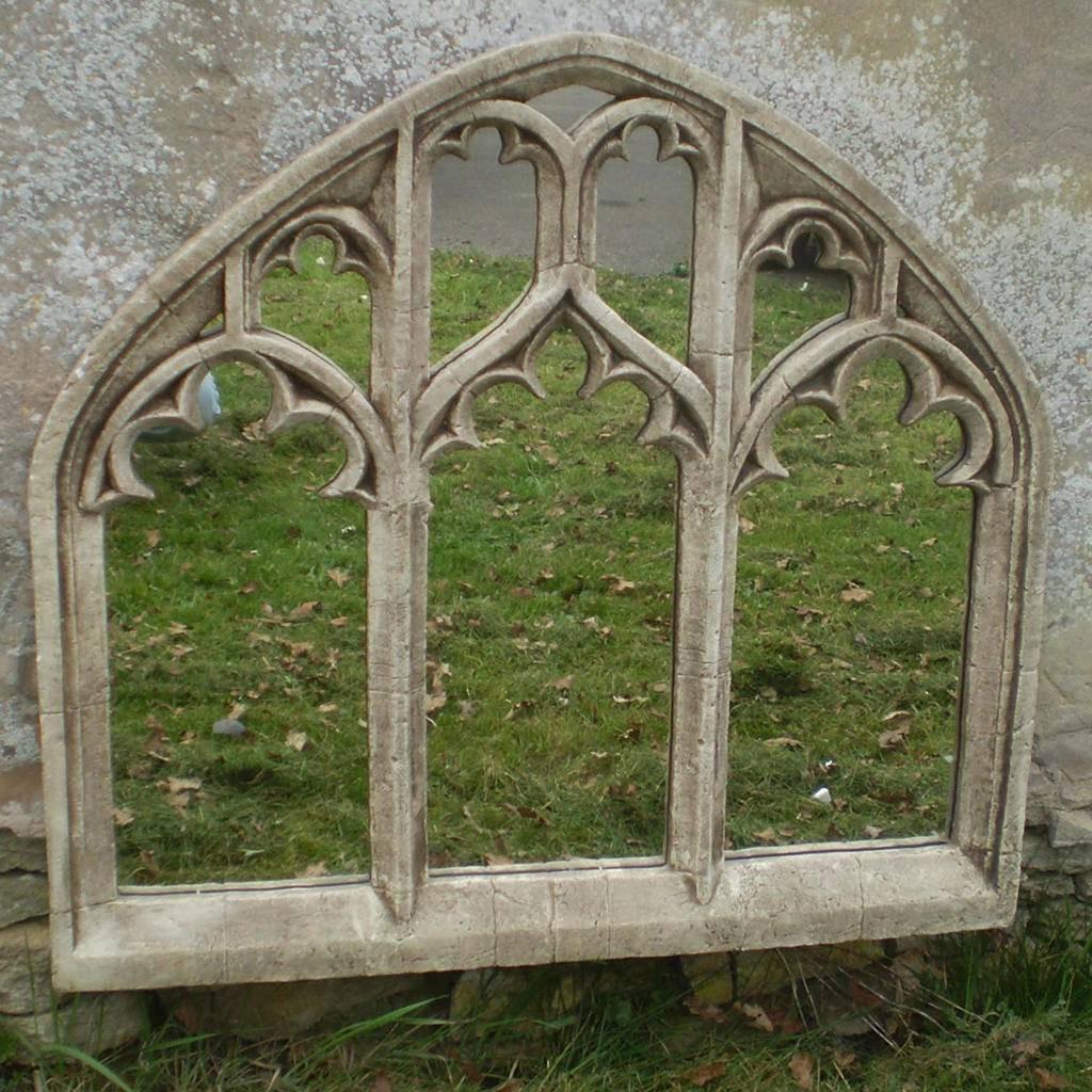 Outdoor Garden Mirrors Regarding Outside Garden Mirrors (View 9 of 15)