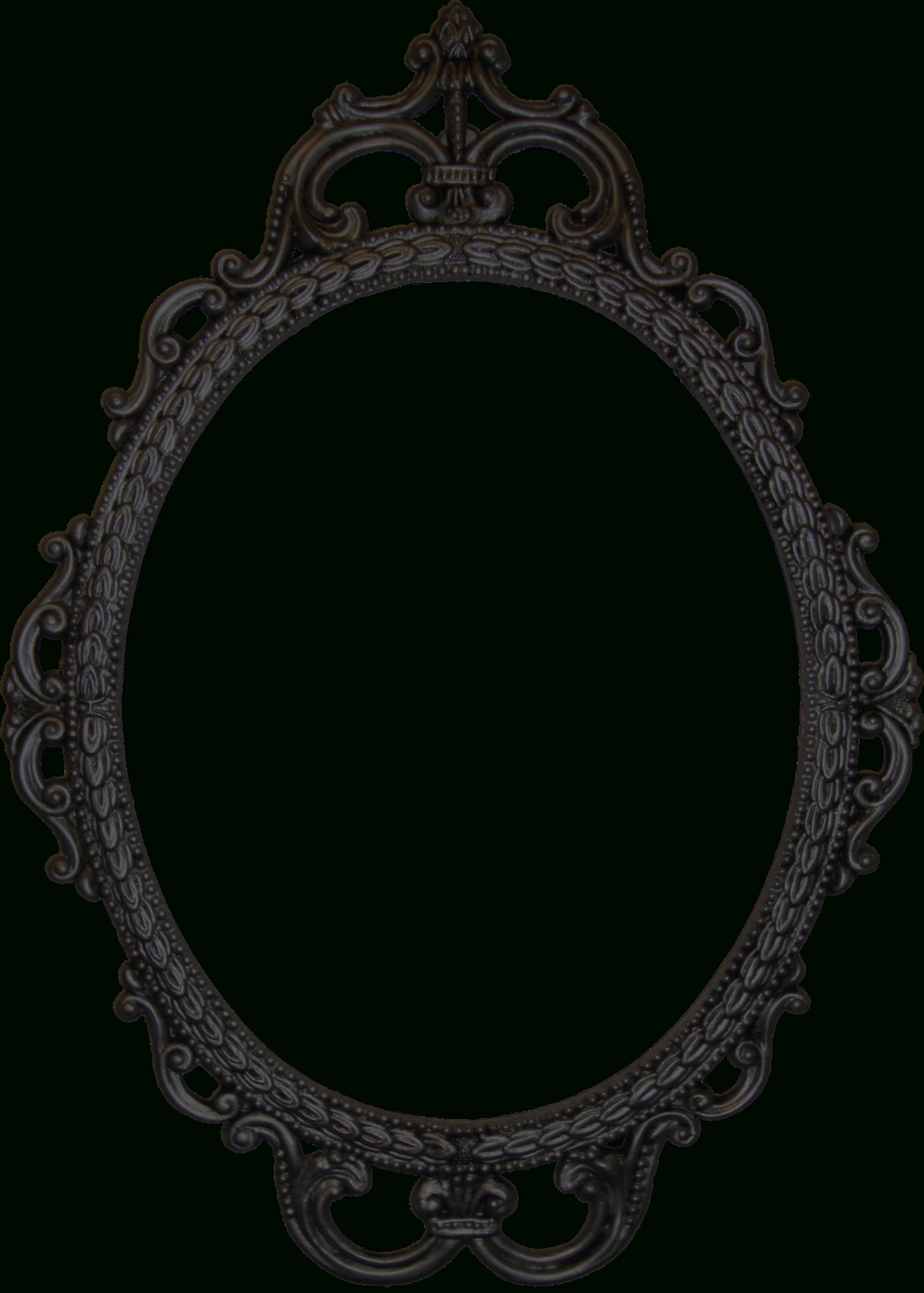 Photo Collection Antique Black Frame Inside Black Antique Mirrors (View 6 of 15)