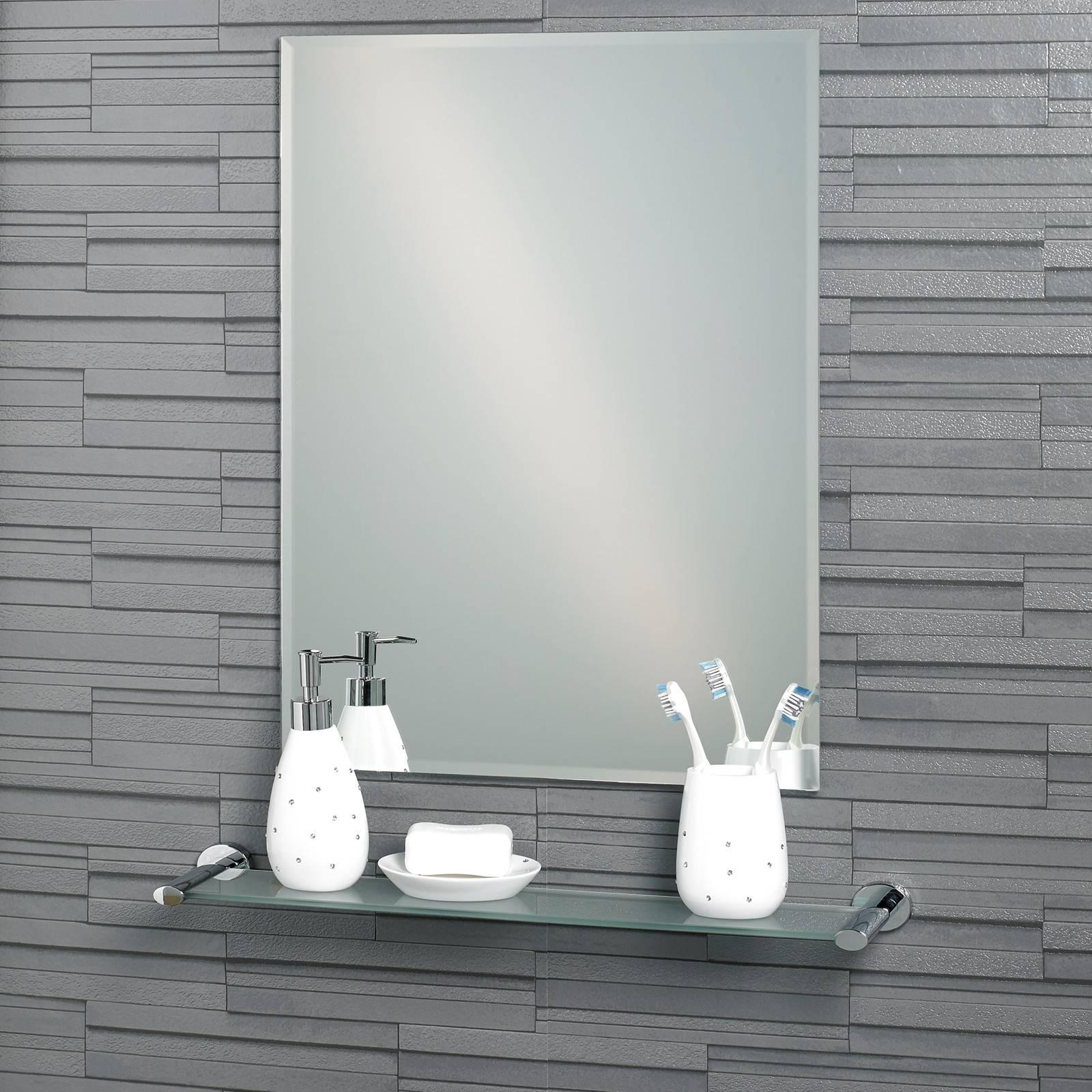 Rectangular Bevelled Edge U201cFairmontu201d Bathroom Mirror U2013 Back2Bath With Bevelled  Edge Bathroom Mirrors (