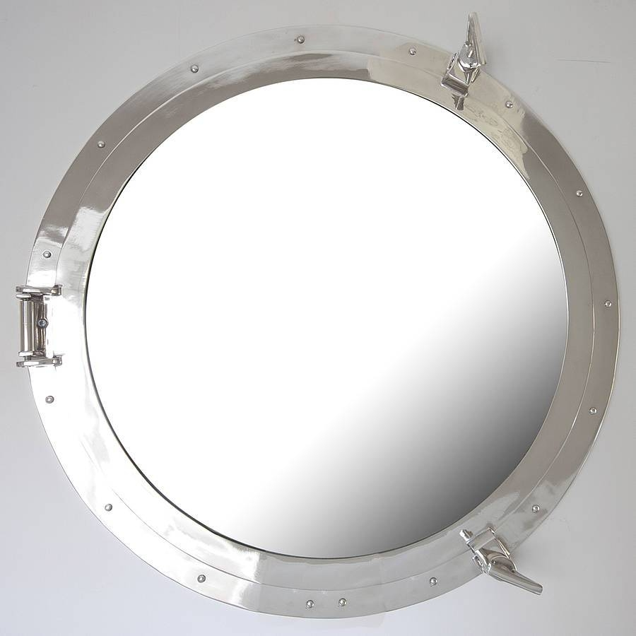 Round Porthole Mirrordecorative Mirrors Online for Decorative Round Mirrors (Image 14 of 15)