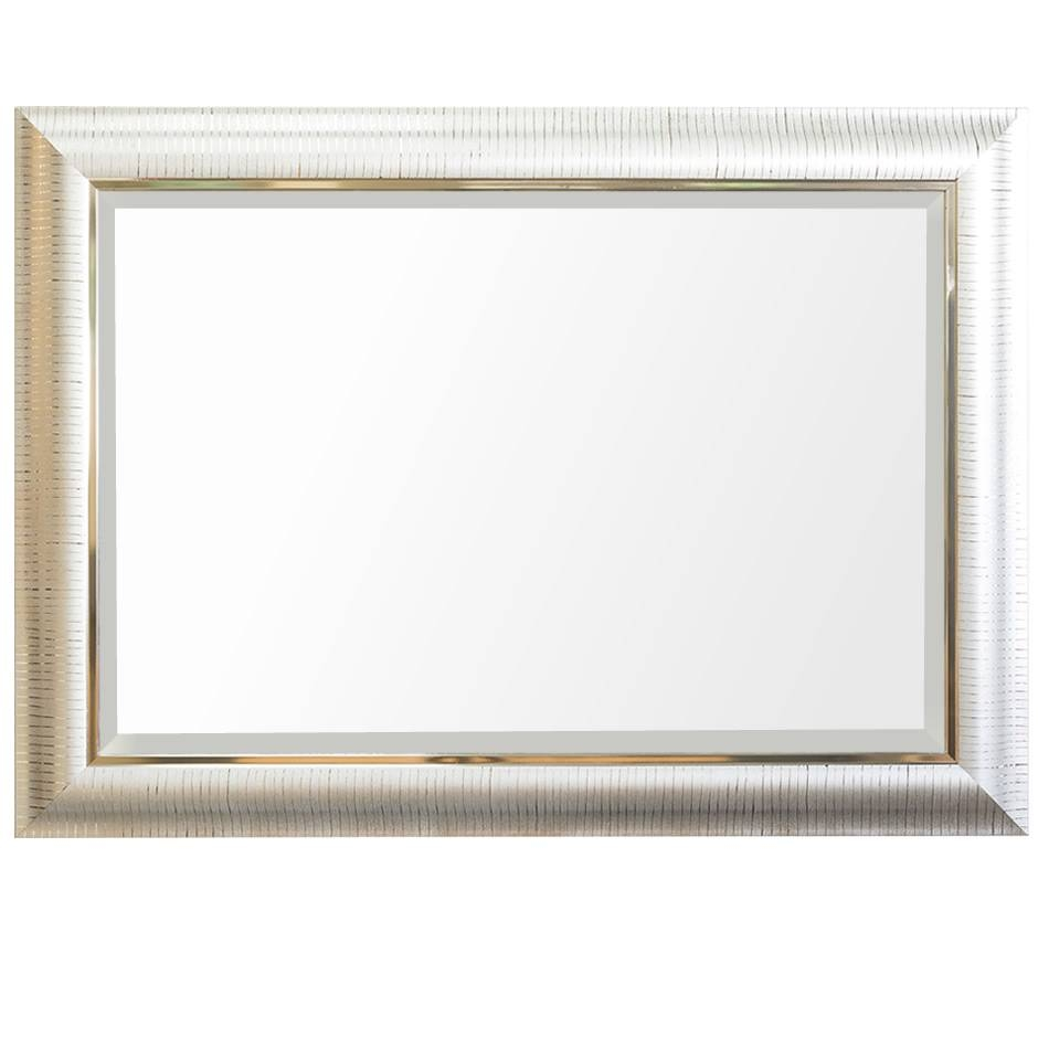 Silver Rectangle Mirror | Mirrors (View 2 of 15)