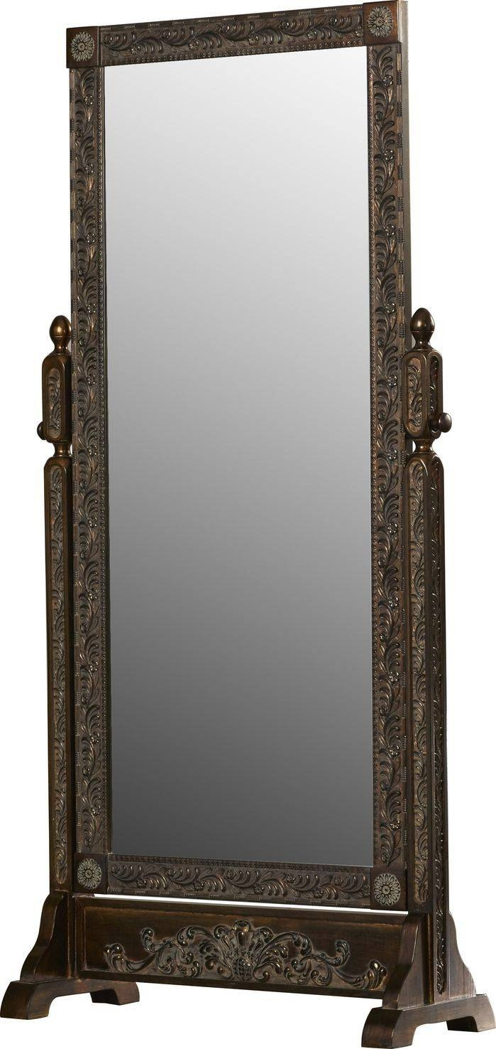 The 25+ Best Traditional Full Length Mirrors Ideas On Pinterest With Regard To Antique Floor Length Mirrors (View 13 of 15)