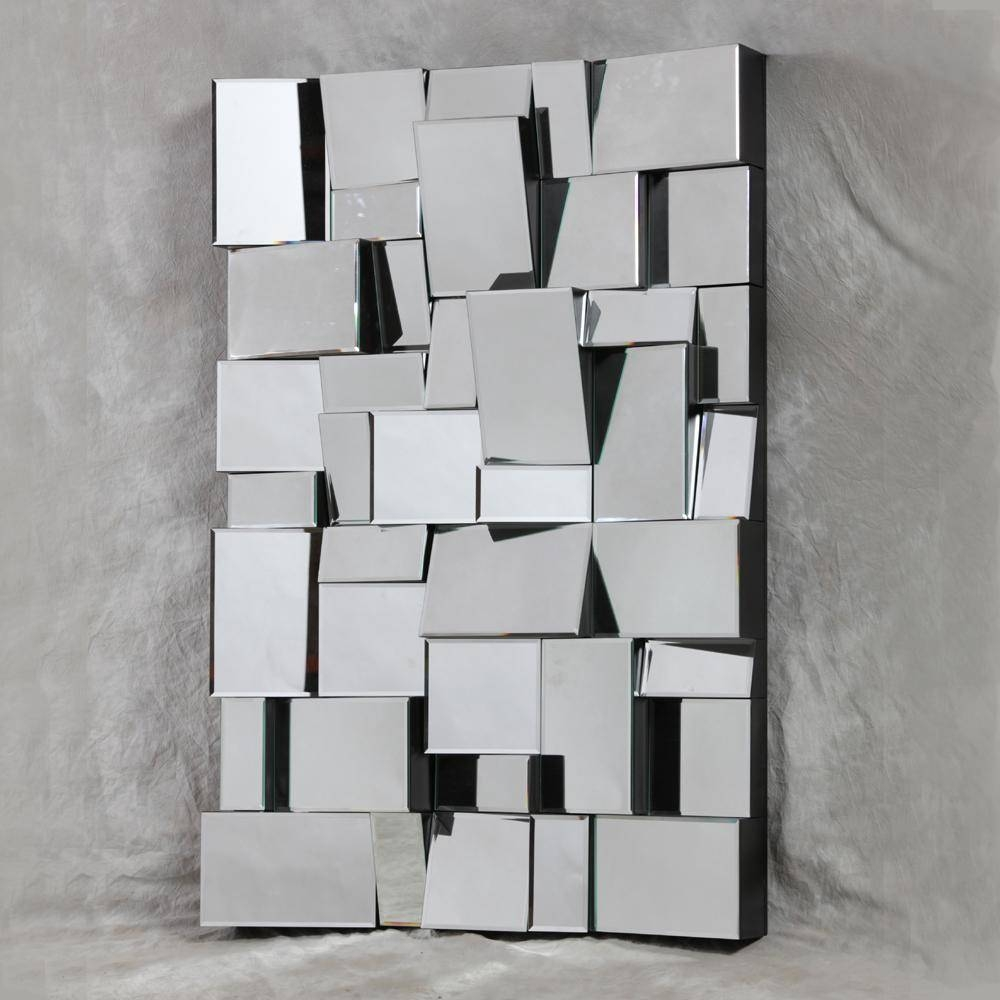 Unique Decorative Wall Mirror : Doherty House – Decorative Wall With Regard To Modern Contemporary Wall Mirrors (View 11 of 15)
