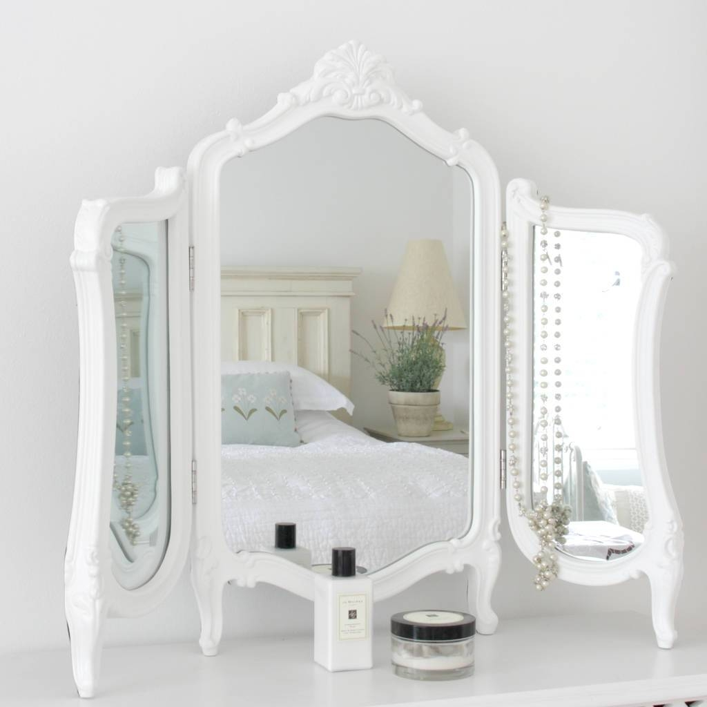 Valentina Dressing Table Mirrordecorative Mirrors Online intended for Decorative Table Mirrors (Image 15 of 15)